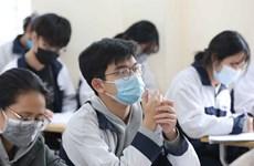 Ученики Ханоя возобновят учебу 2 марта