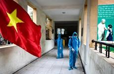 Утром 28 февраля во Вьетнаме не зарегистрировано новых случаев COVID-19