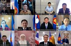 Вьетнам принял участие в заседании Совместного комитета сотрудничества АСЕАН и Китая