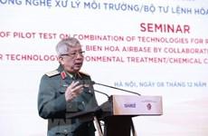 Вьетнам и США видят плодотворные результаты по очистке территорий от диоксина