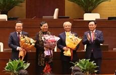 Национальное собрание освободило от должности нескольких заместителей председателя НС