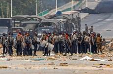 Вьетнам выражает обеспокоенность эскалацией насилия в Мьянме