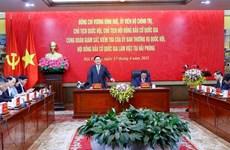 Глава НС требует демократии, равенства и прозрачности на выборах