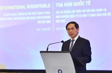 Мировые тенденции после COVID-19: опыт и предложения для Вьетнама