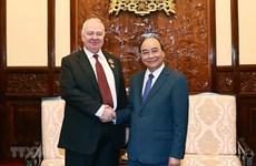 Президент Вьетнама Нгуен Суан Фук принял уходящего с поста посла Российской Федерации