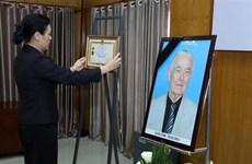 Вечная память Ренни Дэвису – борцу за мир и верному другу Вьетнама