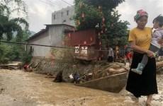 Премьер-министр обратился к местностям с просьбой внимательно следить за развитием дождей и наводнений
