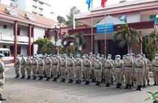 Миротворческие силы Вьетнама получили высокую оценку