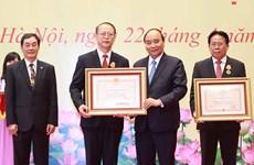 Выдающиеся ученые удостоены званий и орденов