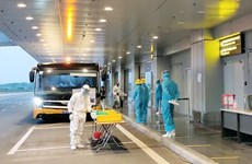 Эпидемия COVID-19: утром 22 апреля выявлено 6 новых завезенных случаев