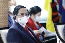 Премьер-министр Фам Минь Тьинь принял участие во встрече лидеров АСЕАН - АСЕАН обсудил вопрос Мьянмы