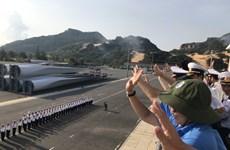 4-ая делегация отправляется на архипелаг Чыонгша