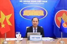 Вьетнам принял участие в 23-м SOM АСЕАН-Индия