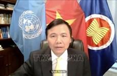 Вьетнам призывает к усилению защиты детей в вооруженных конфликтах от воздействия пандемии