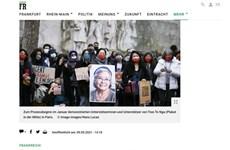 Немецкая газета: последствия действия АО задерживаются во Вьетнаме