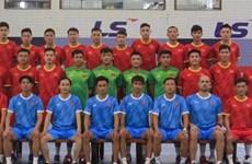 Вьетнам проведет товарищеский матч с Ираком перед решающим матчем плей-офф по мини-футболу