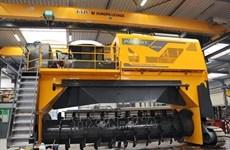 Бельгийская компания присоединилась к проекту по переработке бытовых отходов в Донгнае