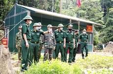 Армия оказывает поддержку населенным пунктам в борьбе с COVID-19