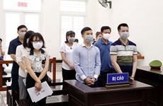 Судебное разбирательство по делу об организации и посредничестве незаконной иммиграции в Корею