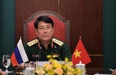 Укрепление сотрудничества между Главным политическим управлением ВНА и Главным военно-политическим управлением Вооруженных си