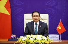 Выступление премьер-министра Вьетнама на саммите по зеленому росту и глобальным целям до 2030 г.