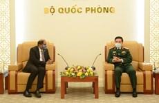 Продолжать продвигать отношения Вьетнам - Филиппины и Вьетнам - Сингапур