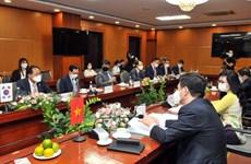 Вьетнам и Корея развивают сотрудничество в сфере торговли, промышленности и энергетики