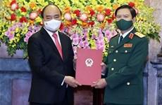 Назначен новый начальник Генерального штаба Вьетнамской народной армии