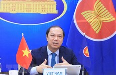 Сотрудничество АСЕАН и Китая: подтверждение приверженности решению актуальных региональных проблем