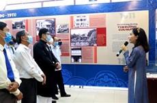 Открылась в Тхыатхиен-Хюэ выставка, посвященная президенту Хо Ши Мину