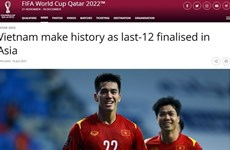 ФИФА: Вьетнам преподнес самый большой сюрприз на азиатской квалификации ЧМ-2022