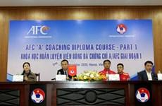 VFF признан членом класса A в соответствии с тренерской конвенцией AFC
