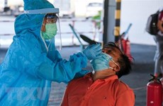 В полдень 23 июня Вьетнам выявил еще 80 новых случаев COVID-19