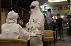 Утором 24 июня во Вьетнаме зарегистрированы 42 новых случая COVID-19