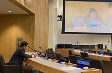 Вьетнам подтвердил свою позицию на конференции государств-участников UNCLOS 1982 г.