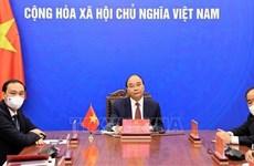 Глава государства встретился с президентом Ассоциации корейско-вьетнамской дружбы