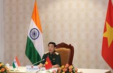 Состоялись онлайн-переговоры между министрами обороны Вьетнама и Индии
