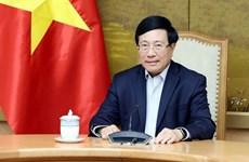Вице-премьер провел телефонные переговоры с советником по национальной безопасности США