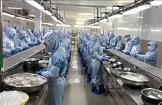 Экспорт морепродуктов в первой половине 2021 года превысил 4,1 млрд долларов США