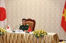 Сухопутные войска Вьетнама и Японии укрепляют сотрудничество