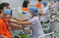 Вьетнам проводит самую крупную кампанию вакцинации в национальном масштабе