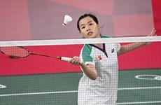 Вьетнамский бадминтон открыл Олимпиаду в Токио убедительной победой