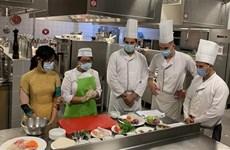Продвижение вьетнамской кухни в Алжире