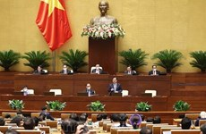 Первая сессия Национального собрания 15-го созыва: фермеры станут субъектами нового сельского строительства