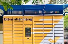 Почта Вьетнама протестирует услугу бесконтактной доставки посылок