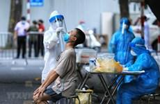 На 28 июля по всей стране 6.559 новых случаев заражения, из них в Хошимине – 4.449