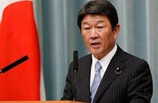 Японский министр подчеркнул важность свободы судоходства в Восточном море
