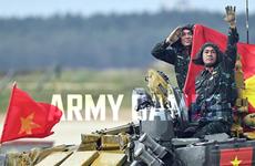 Вьетнам запустит трехъязычный сайт армейских игр