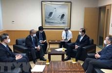 Глава Коммунистической партии Японии приветствует согласованные усилия Вьетнама по борьбе с COVID-19