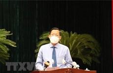 Г-н Фан Ван Май был избран председателем Народного комитета города Хошимина на срок полномочий с 2021 по 2026 год